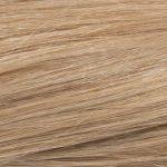 Wlosy Clip in 38cm 70g Popielaty Blond 16-1355
