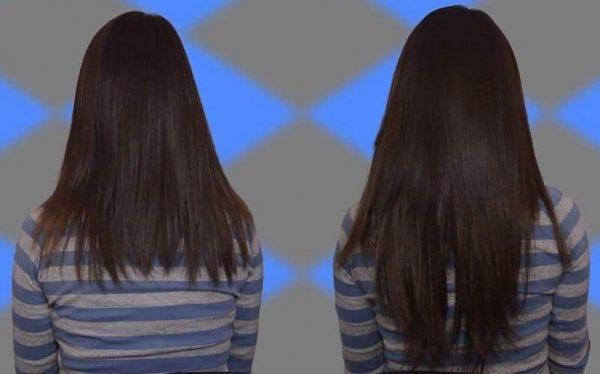 Włosy Clip in premium 40cm 120g-709
