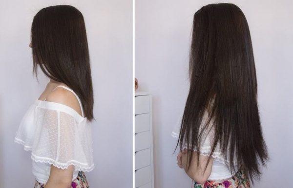 Włosy Clip in premium 50cm 160g-768