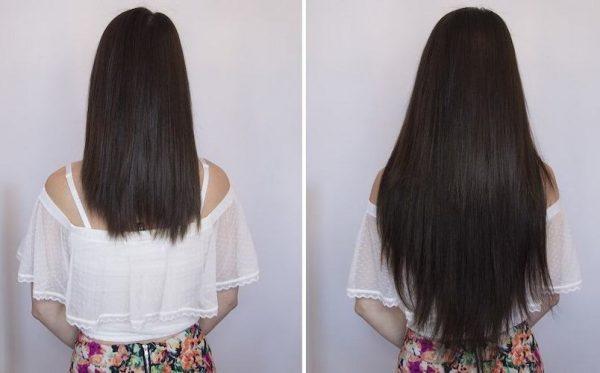 Włosy Clip in premium 50cm 160g-769