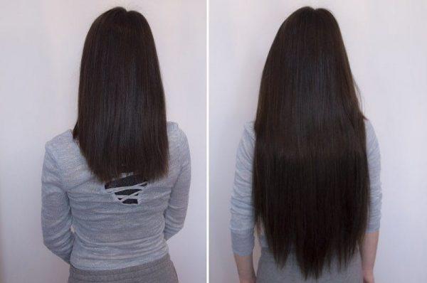Włosy Flip in 55cm 160g-654