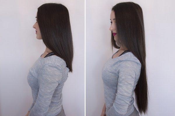 Włosy Flip in 55cm 160g-656