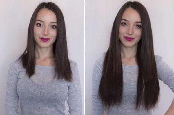 Włosy Flip in 40cm 140g-0