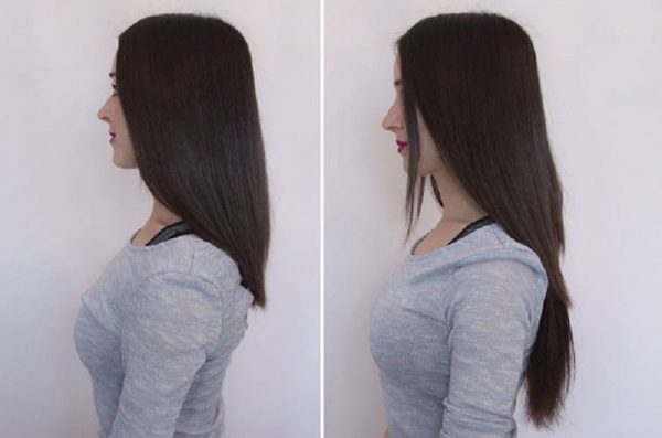 Włosy Flip in 40cm 140g-665