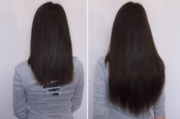 Włosy Flip in 40cm 140g-663
