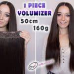 Tasma Clip In Włosy 50cm 160g #2